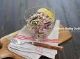 아삭아삭 고소한 한국적인 양배추 들깨 샐러드