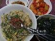 아삭아삭 향긋한 초봄별미밥, 콩나물 냉이밥~
