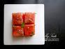 [라임 수박] 달콤한 라임시럽과 애플민트를 얹은 수박 디저트