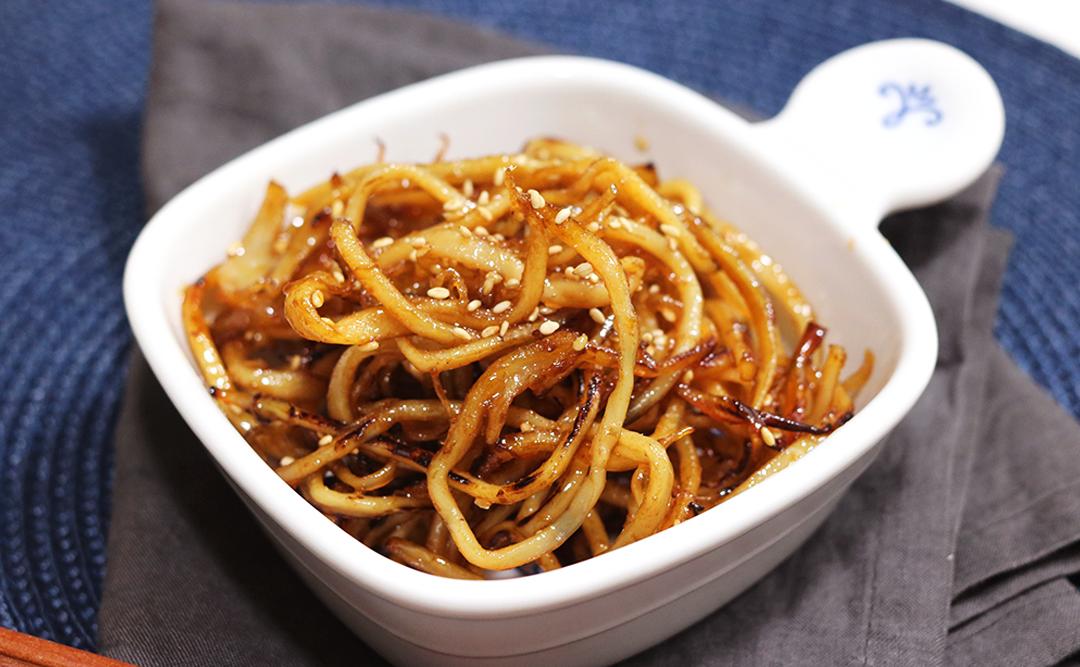 초초초 간단하고 부드러운 맛! 진미채 볶음~