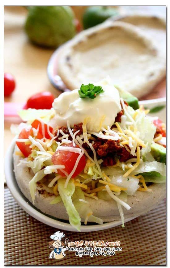 들어 봤니?? 멕시칸 샌드위치 '소페-Sope'