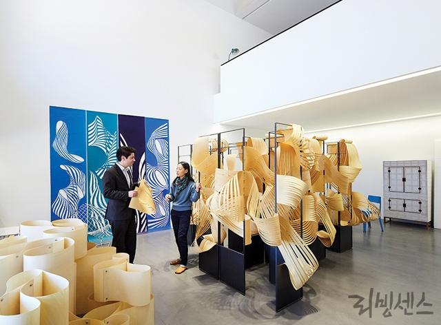 마크 테토의 물물기행 3탄 설치미술가 지니 서(Jinnie Seo)
